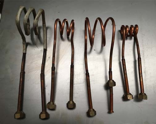 iron efficient heater parts