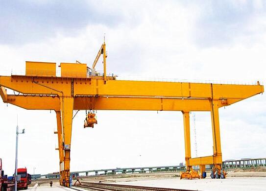 40 Ton Container Gantry Crane