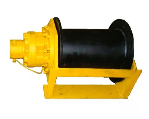 Ellsen low price hydraulic winch for sale