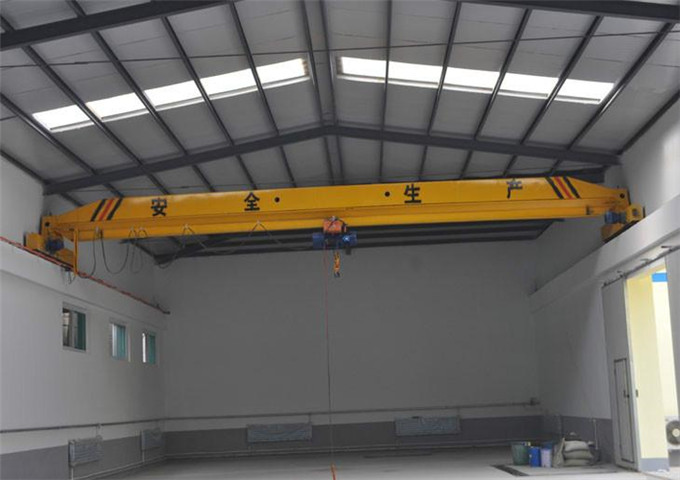 10 t overhead bridge cranes sold from China