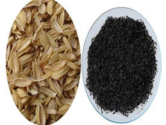 Carbonized Rice Husk