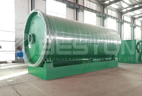 Tyre Pyrolysis Machine to the Philippines