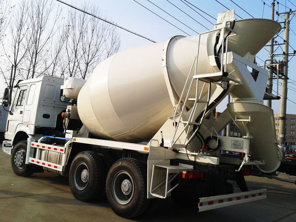 truck mixers for sale