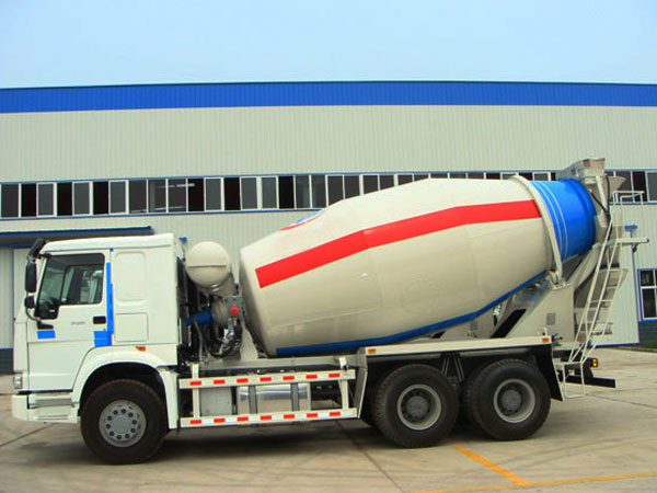 cement truck sales