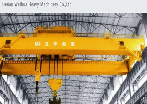 Weihua bridge crane big