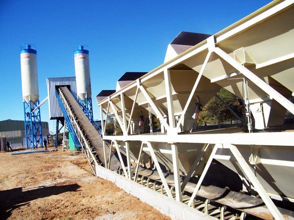 concrete batching plants for sale